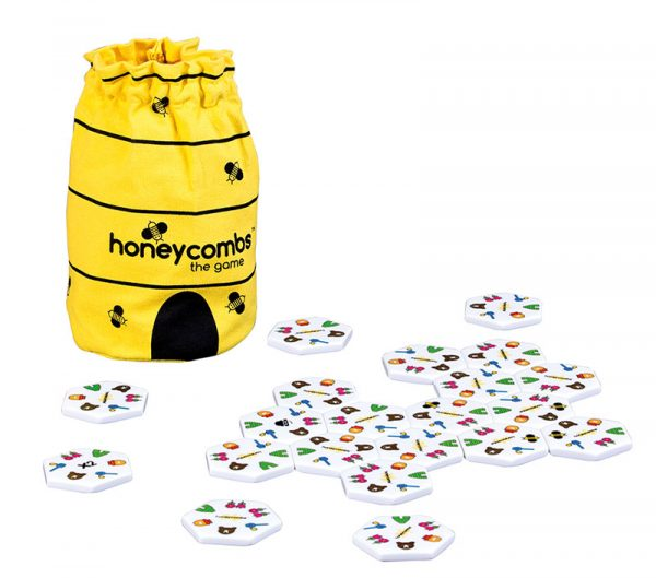 Honeycombs - Plastry miodu